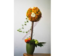 Copacel din flori FG03