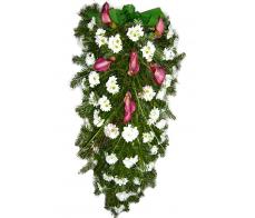Jerba cu cale si crizanteme J02
